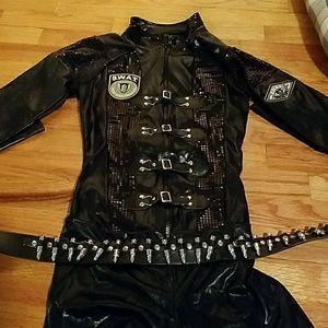 Sexy S.W.A.T Bodysuit
