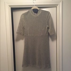 Zara- Navy dress size small