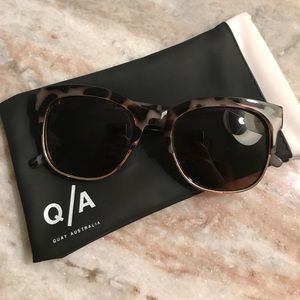 Quay Chic Sunglasses