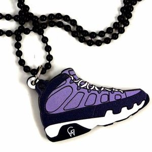 The Cool Grey 9's Necklace
