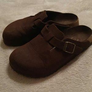 Birkenstock Papillio Brown Slides/Mules 36- 3 1/2