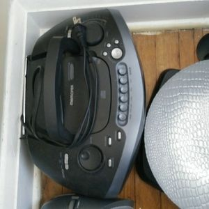3 in1 CD player