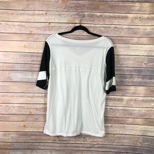 Lululemon mesh Tshirt
