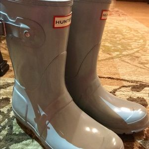 Hunter Boots (Size 7)