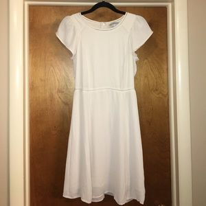 H&M - Cream dress