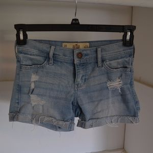 Hollisters Juniors Shorts