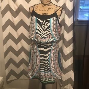 Express dress size large