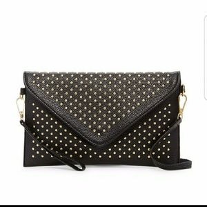 COMING MONDAY Studded Envelope Clutch/ Crossbody!!