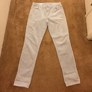 Gap Corduroy Real Straight Pants