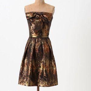Eva Franco Samhain cocktail dress size 4