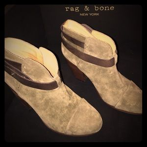 Celebrity favorite Rag & Bone Harrow booties