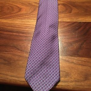 Brooks Brothers tie.