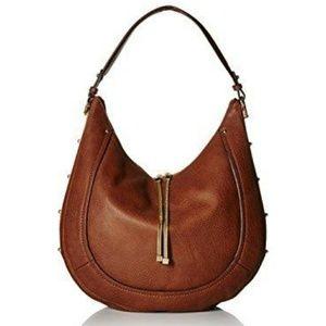 Cognac Hobo Bag