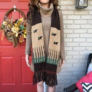 Vintage Duck scarf