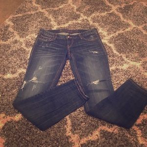 Express Distressed Jean