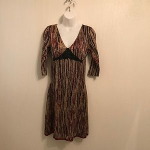 Anthropologie Cecilia Prado Sleeveless Dress Large
