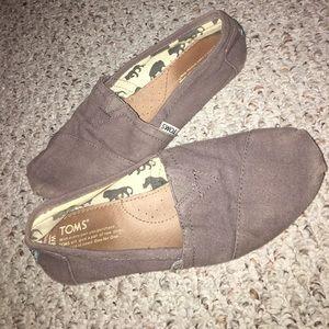 Grey Women's Toms