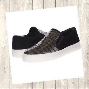 Via Spiga slip on sneakers
