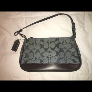 Coach handbag-used