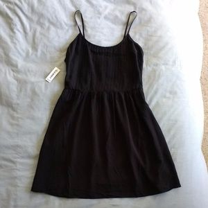 NWT Old Navy pintuck fit & flare dress