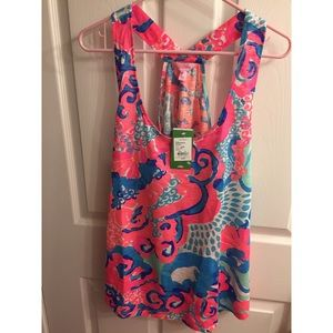 NWT XL Lilly Pulitzer top
