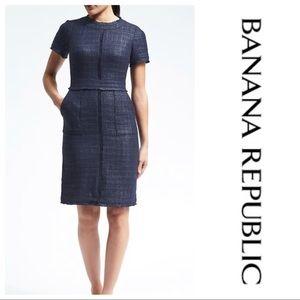 New Listing! Banana Republic Navy  Shift Dress