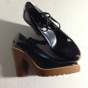 Marc by Marc Jacobs Patent Leather Mary Jane