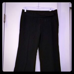 *Really gorgeous black slacks!*