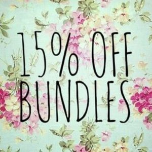 Other - 🤑BUNDLE and SAVE🤑