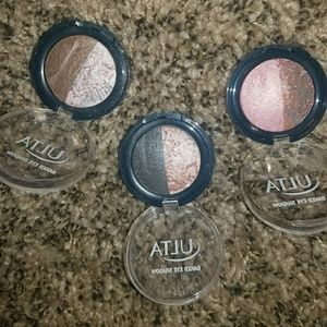 Three Individual Baked Ulta Eyshadows