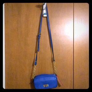 Electric Blue purse - NWT