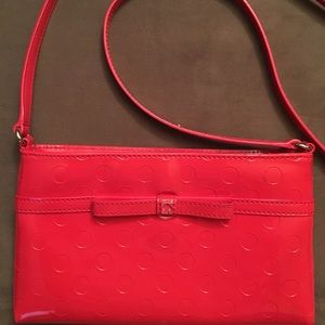 Adorable Kate Spade Patent Leather Crossbody