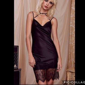 Courtney Love X Nasty Gal Slip Dress