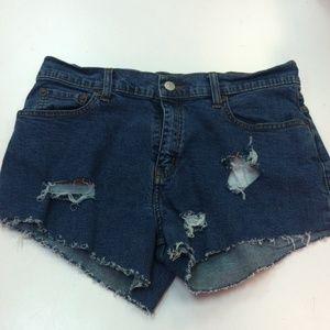 Levi's shorts-c