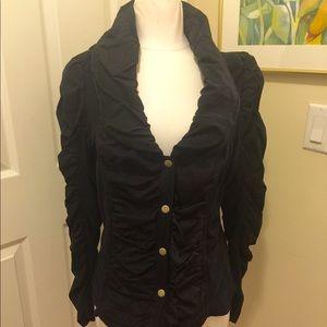 XCVI black cotton Jacket