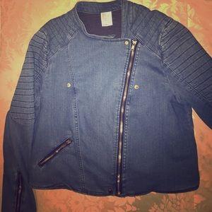 Super cute denim jacket