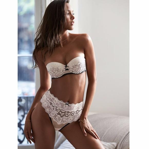e7756ec10b8 SOLD - VS Lace High-waist Thong. NWT. Victoria s Secret