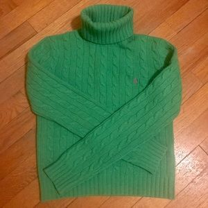 Ralph Lauren Wool & Cashmere Sweater