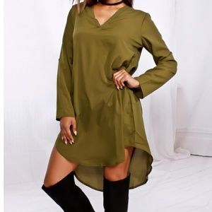 Tops - 💞Casual Extra Long V-Neck Top💞