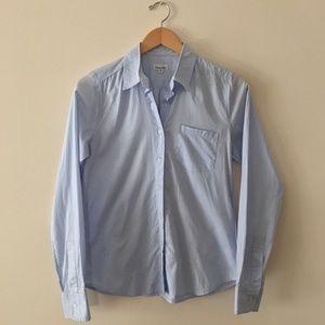 Steven Alan Reverse Seam Button Down Shirt