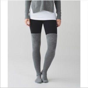 9dc17483b lululemon athletica Accessories - Lululemon knee high socks
