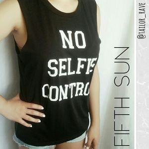 Sleave-less Statement Tank sz S, M or L