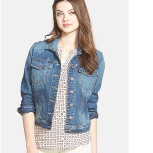 Kut from the Kutcher denim jacket