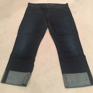 Citizens or Humanity Cropped Jeans