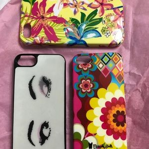 Iphone 5s cases lot