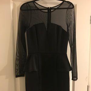 Arden B black dress