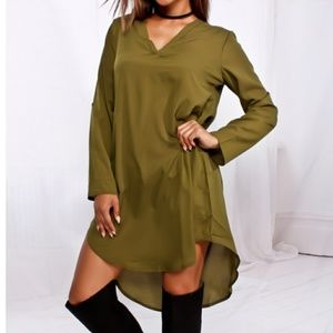 Tops - 🌟🌟Casual V-Neck High Low Top🌟🌟