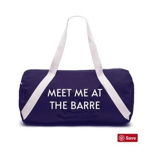 Gym bag by PRIVATE PARTY