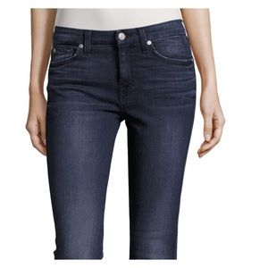 NWOT Seven For All Mankind A Pocket Straight Leg