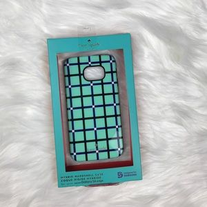 Kate Spade New York Galaxy S6 Edge Phone Case.
